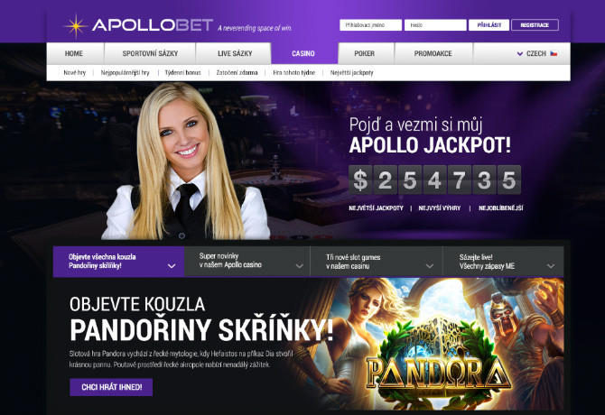 Apollo Casino