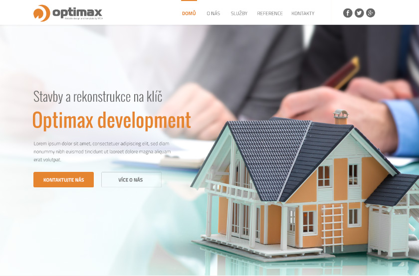 Optimax development